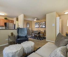 Living Room, Clover Ridge East
