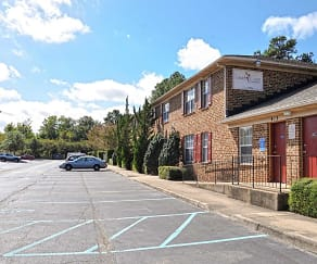 Building, Laurel Court Apartments