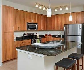 Kitchen, Avalon Falls Church