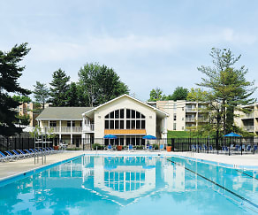 Pool, The Apartments at Bonnie Ridge