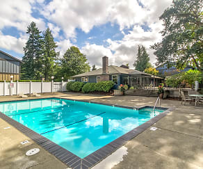 Pool, Miramonte Apartments