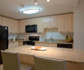Kitchen, Avalon White Plains