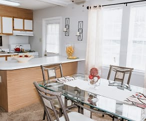Kitchen, Midtown Oaks