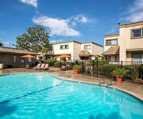 Pool, Angelina Terrace