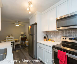 Kitchen, 7755 E Quincy Ave #203 Building D3