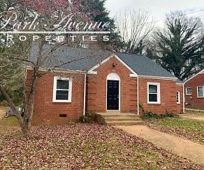 318 Brevard Street, American Renaissance Middle School, Statesville, NC
