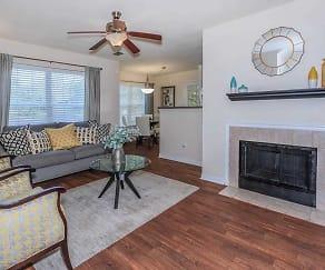 Living Room, StoneBriar Woods
