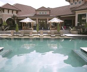 Pool, Ladera Apartments