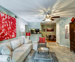 Living Room, Regency Square
