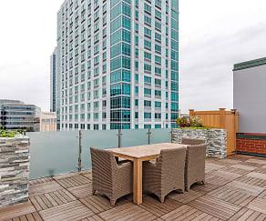 Building, Park Square West