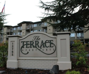 Community Signage, The Terrace Apartments