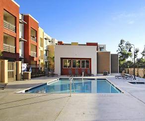Pool, 807 West