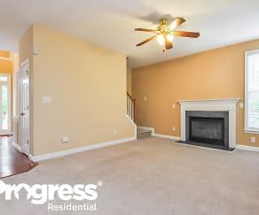 Living Room, 3009 Creek Moss Ave