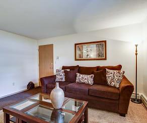 Living Room, Liberty Heights