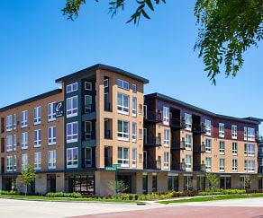 Building, Elan Yorktown