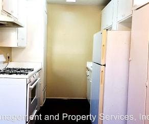 Kitchen, 1121-1129 Torrey Pines RD