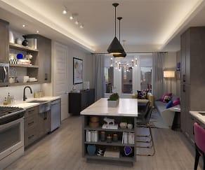 Kitchen, The Hamilton