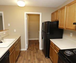 Kitchen, Cheyenne Crest