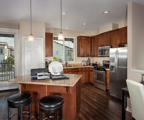 Kitchen, The Enclave at Homecoming Terra Vista