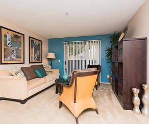 Living Room, Maple Hill Village