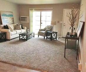Living Room, Kennedy Drive Estates