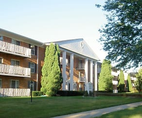 Building, The Carolina Apartments