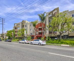 Monarch Apartment Lofts, Monarch