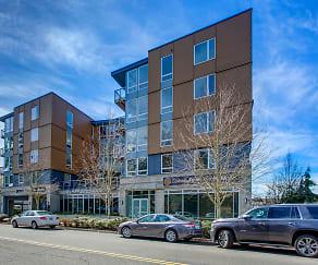 Building, SK Apartments