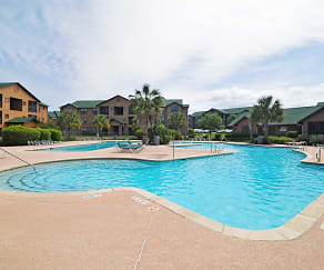 Pool, Reveille Ranch