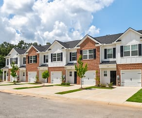 Building, The Cottages at Grovetown Crossing