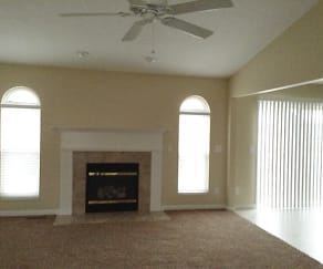 Living Room, 1218 Stableview Circle
