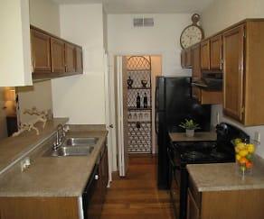 Kitchen, Huntington Ridge
