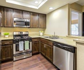 Kitchen, Village Oaks