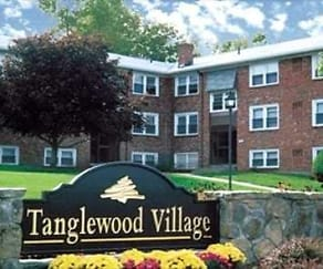 Exterior, Tanglewood Village Apartments