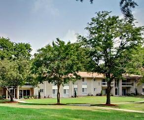Building, Conway Gardens