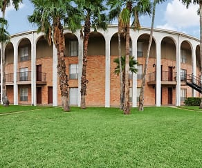 Building, Casa Grande Apartments