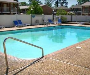Pool, Mark I Apartments