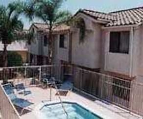 Pool, Villas at Anaheim