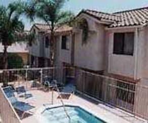 Pool, Villas at Anaheim