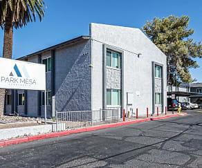 Building, Park Mesa