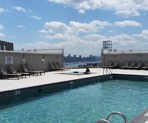 Pool, Cliffside Views