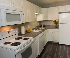 Kitchen, Bridlewood Apartments
