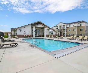 Pool, Gateway Apartments