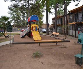 Shenandoah Woods, Stevens Elementary School, Houston, TX