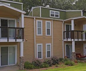 Building, Wendover Walk Apartments