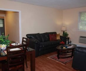 Living Room, The Apartment Store - Indiana
