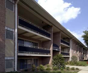 Building, Westgate Of Laurel Apartments