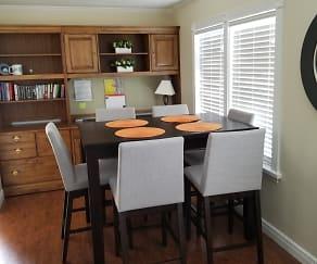 Dining Room, 2100 Doud Street #21