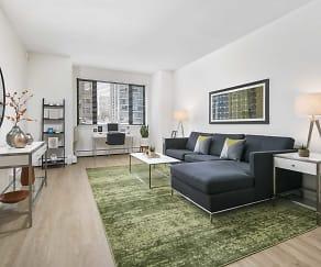 Living Room, 20 E Scott