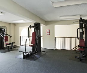 Fitness Weight Room, Bella Vista Townhomes
